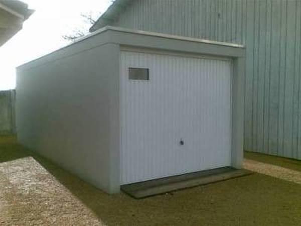prix d un garage au m2