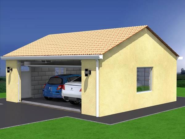 faire construire un garage prix