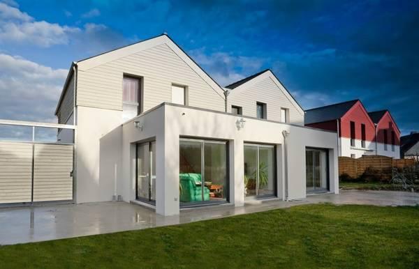 extension maison en parpaing 15m2