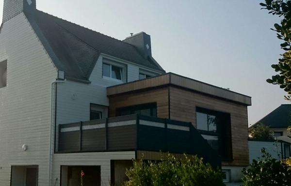 entreprise extension maison rouen