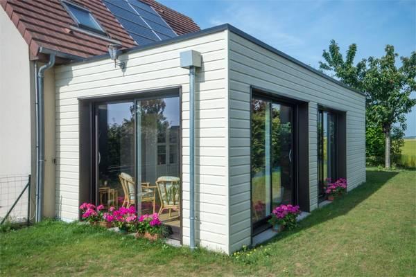 prix extension maison 25m2