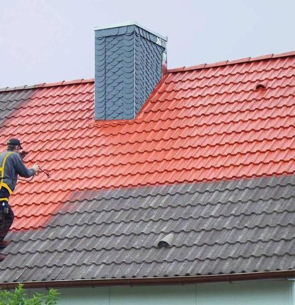 prix au m2 demoussage toiture