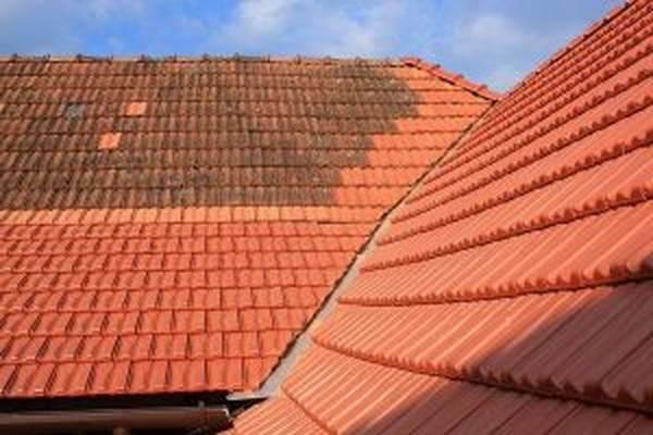 entreprise demoussage toiture