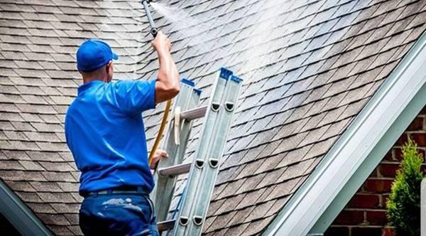 devis pour demoussage toiture