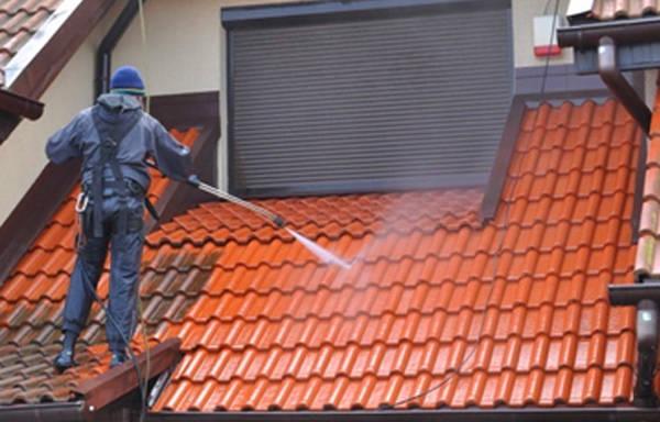 entreprise de demoussage toiture