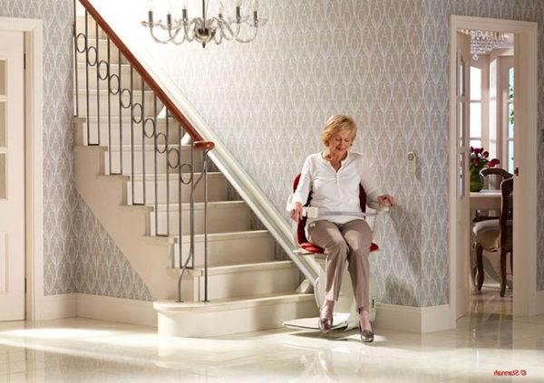 devis pour monte escalier electrique