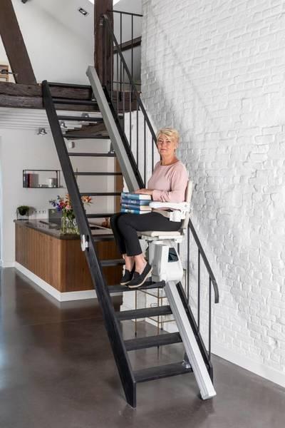 prix d'un monte escalier stannah