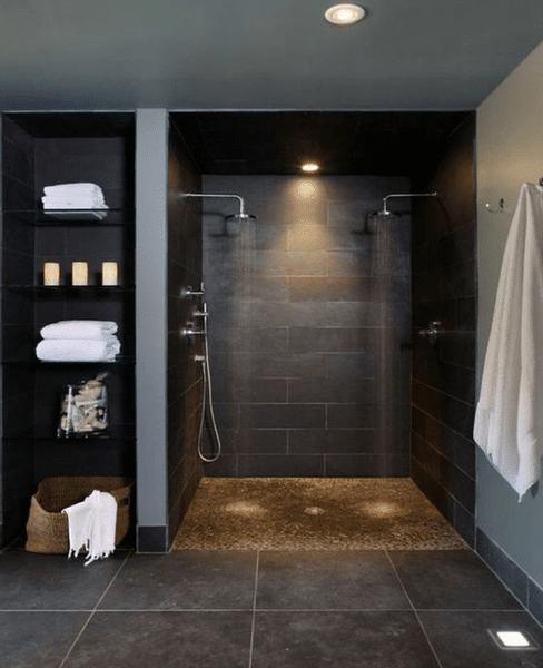 remplacer baignoire par douche à l'italienne
