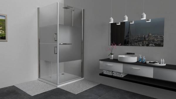 installation douche à l'italienne