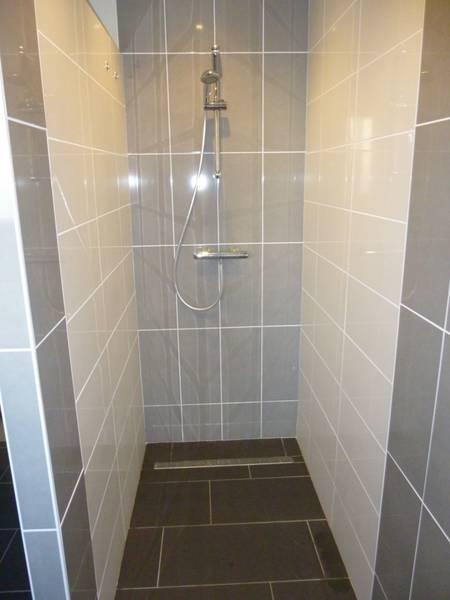 prix pour pose d'une douche à l'italienne