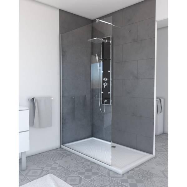 installer douche à l'italienne à la place d'une baignoire