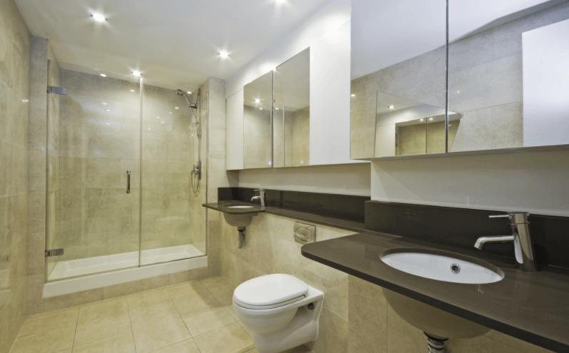 installation douche italienne